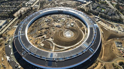 Apple sigue construyendo Cupertino