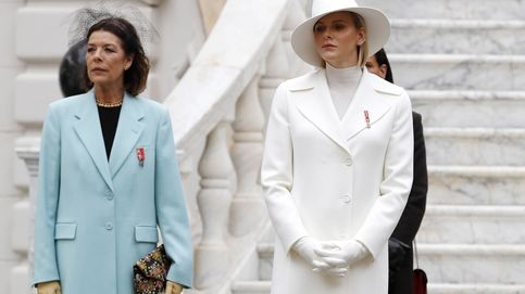 Las dudas del Día Nacional de Mónaco, el gran acto de Carolina y Charlène