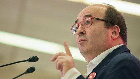 Iceta defiende cambiar el Código Penal como gesto hacia los presos del 'procés'