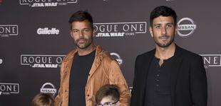Post de Ricky Martin presume de hijos y futuro marido en la alfombra roja