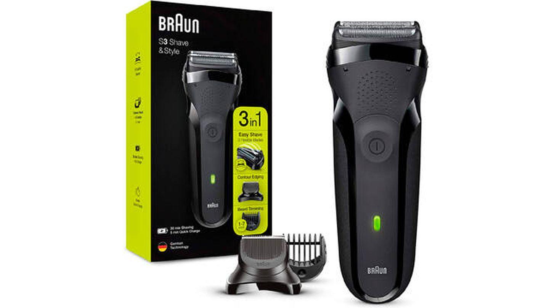 Afeitadora eléctrica Braun Shave