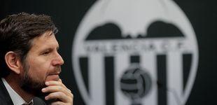 Post de La calma aparente vuelve al Valencia mientras los jugadores piden 'paz'