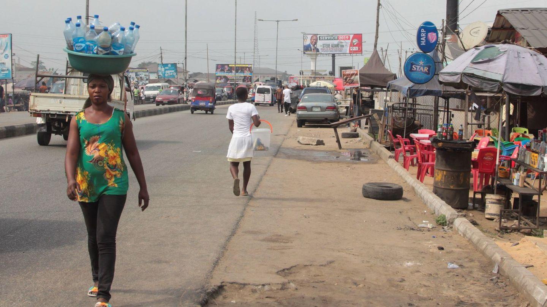 Yenagoa (Nigeria). Foto: Efe