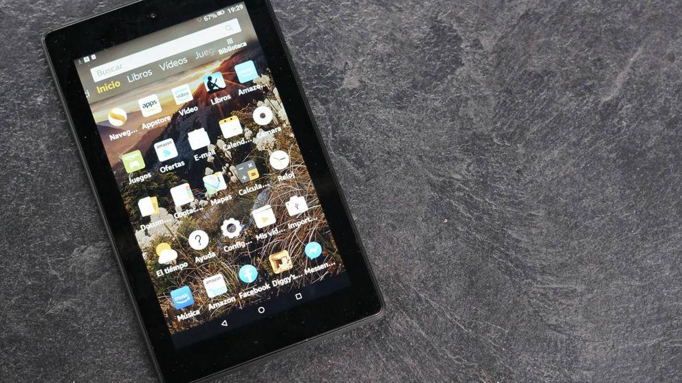 15 días con el Kindle Fire de Amazon: la única tableta barata que no acabará con tu paciencia