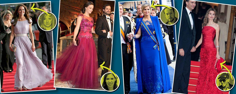 Foto: Los otros Varela de la realeza europea