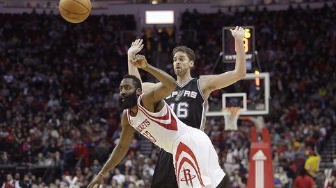 Monumental remontada de los Spurs ante los Rockets con un Gasol estelar