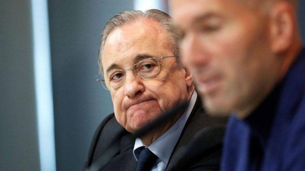 En el Madrid se piensa en la destitución de Zidane y en el club se habla de Allegri