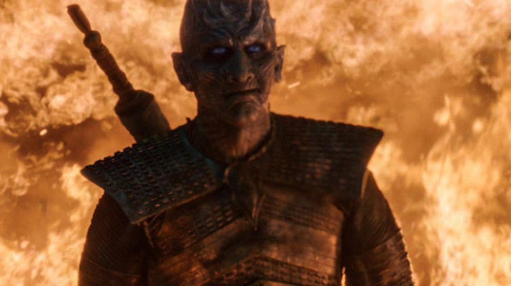 Foto: El Rey de la Noche, en 'Juego de tronos'. (HBO)