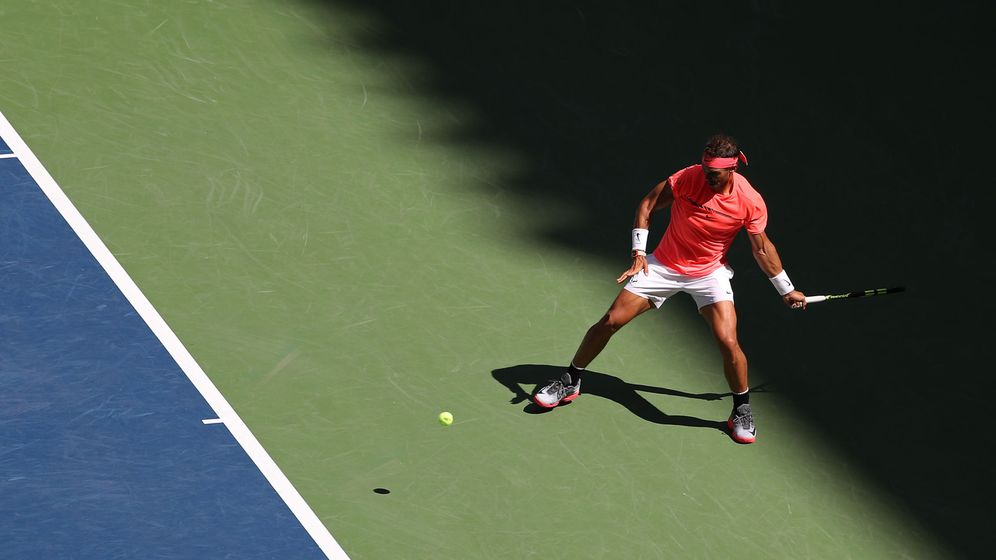 Foto: Rafa Nadal ha ganado dos veces el US Open. (Reuters)