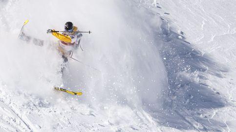 La sororidad y el hombre y esquí extremo fuera de pista: el día en fotos