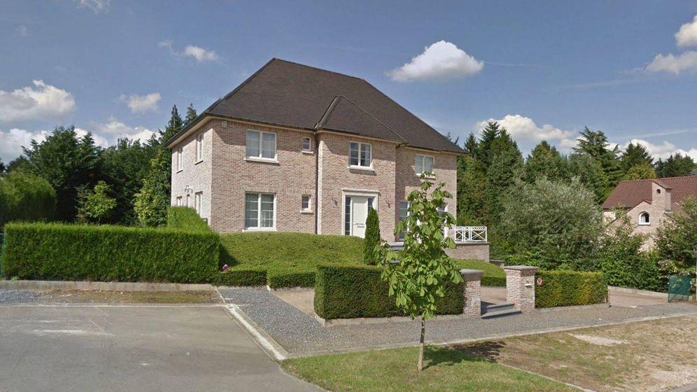 Foto: La casa que ha alquilado Carles Puigdemont en Waterloo. (Google Maps)