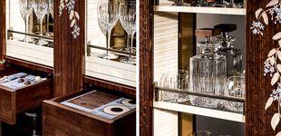 Post de 'Alba Bar Cabinet', el valor del diseño elegante