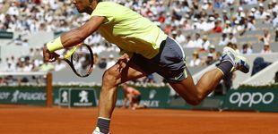 Post de Rafa Nadal - Kei Nishikori: horario y dónde ver Roland Garros en TV y 'online'