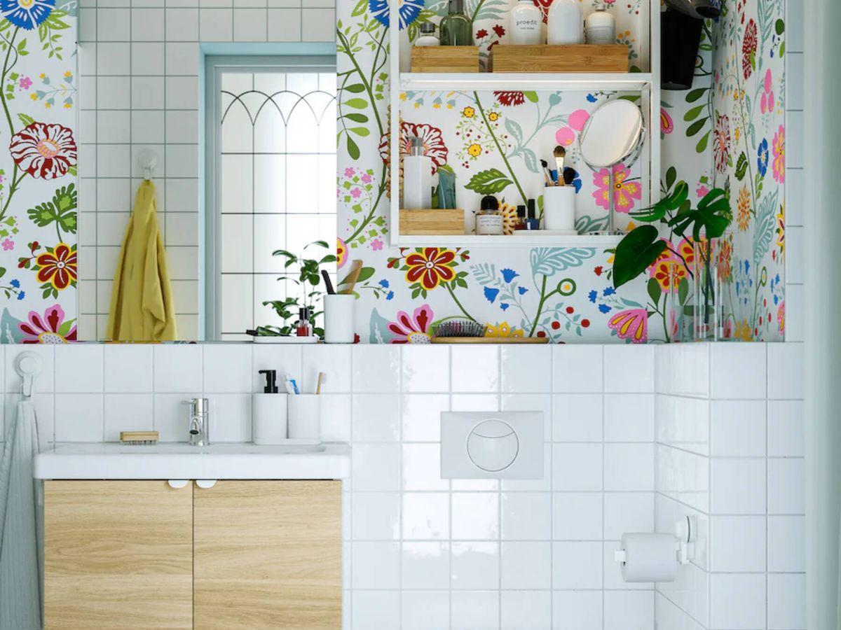 Foto: Ideas de Ikea para un baño genial. (Cortesía)