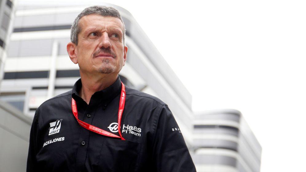 Foto: La FIA podría sancionar a Guenther Steiner tras los insultos del GP de Rusia. (Reuters)