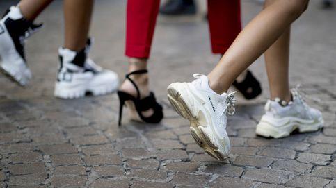 Las zapatillas más agotadas del momento llegan a Bershka