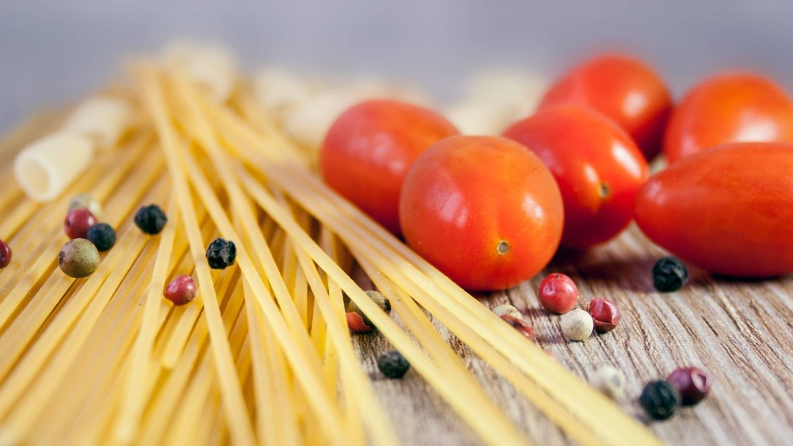 Foto: Pasta y tomates