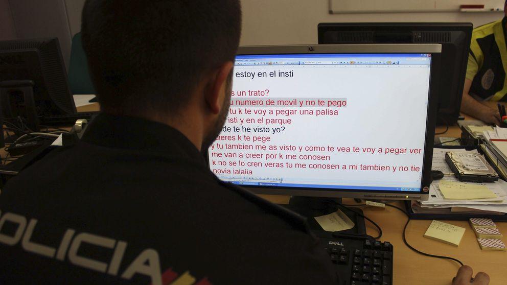 La Policía baja a 10 años la campaña contra el ciberacoso por la primera comunión