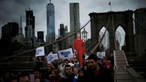 Incredulidad en Nueva York: ¿y si Trump, el bufón de Manhattan, es presidente?