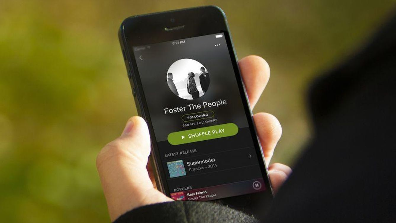 Spotify y los servicios de música en 'streaming' no son rentables