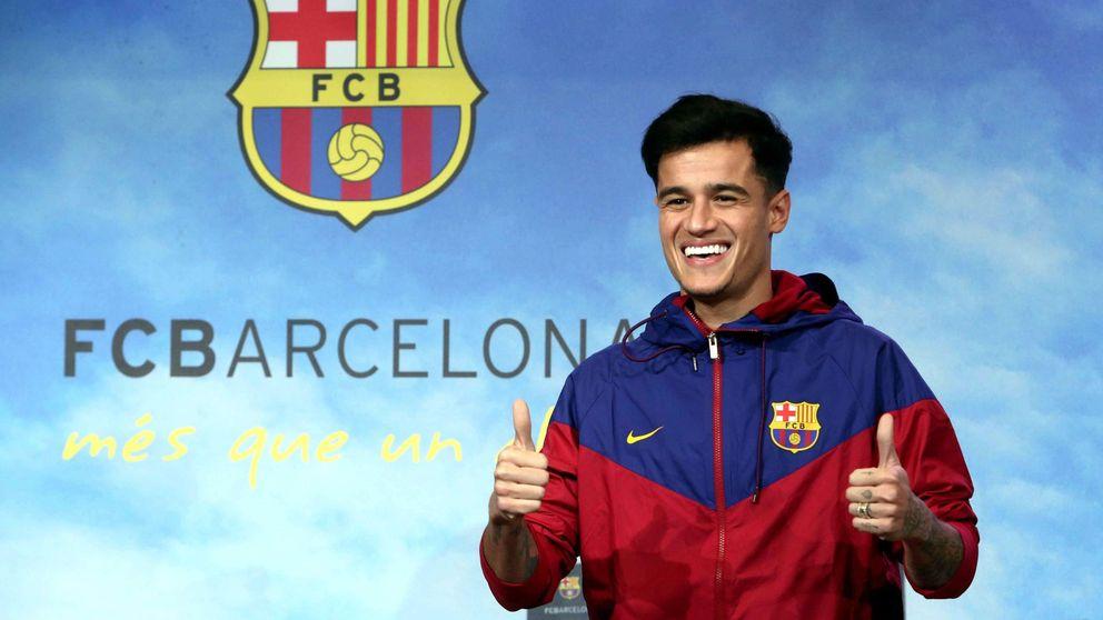 El Barcelona pasa de su modelo, se come sus palabras y saca la chequera