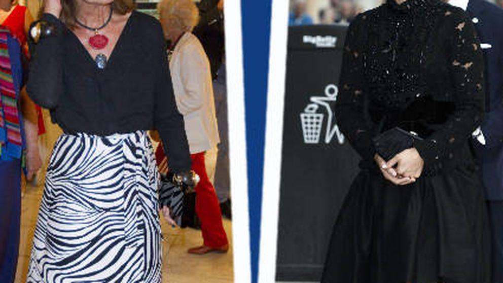 Estilo Real: del look gótico de Magdalena a los zapatos de Carolina