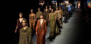 Post de Así ha sido el desfile de Dior presentado en TikTok