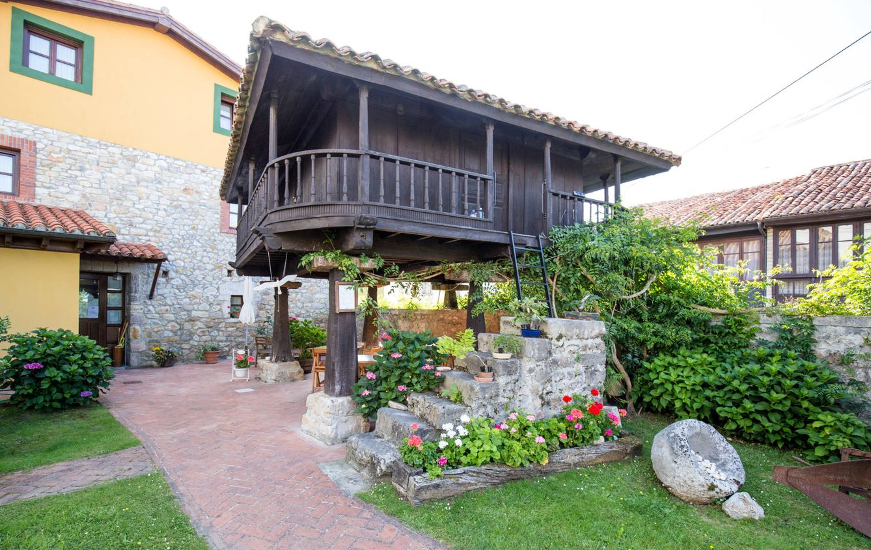 Foto: El hotel La Fonte te está esperando en Naves de Llanes (Asturias)