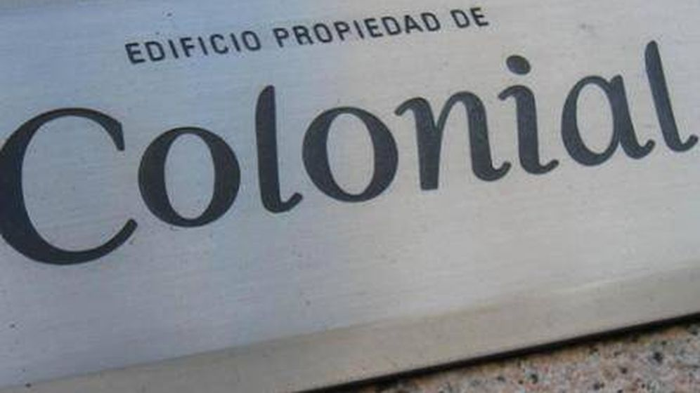 Foto: El logo de Colonial