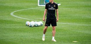 Post de Zidane le pone un lazo a Bale: