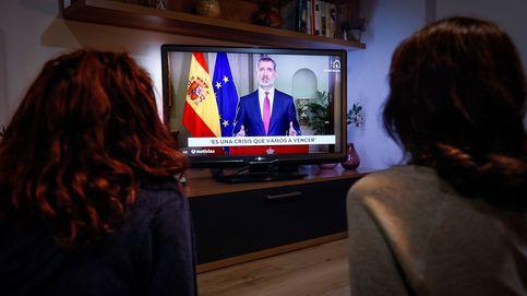 El discurso del Rey, según los partidos: PP, Cs y Vox aplauden y UP se asoma a la ventana