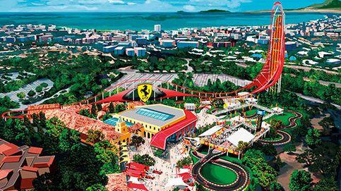 Ferrari Land abrirá en 2017: un nuevo parque temático junto a PortAventura