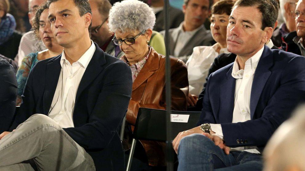 Sánchez salva la crisis pero deja en manos de Gabilondo su futuro