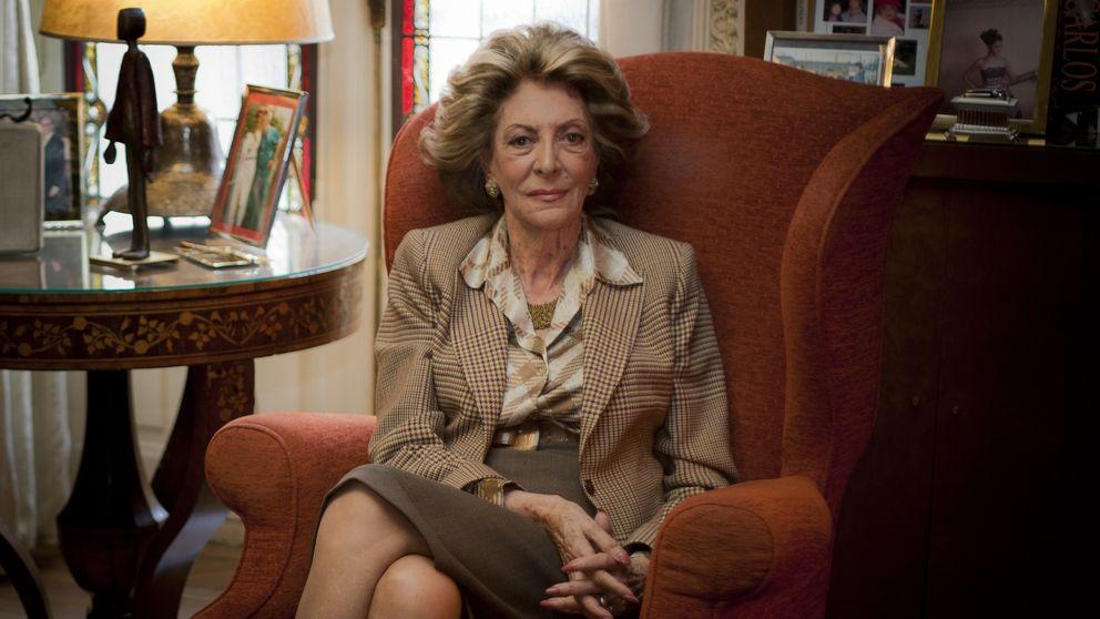 Muere Pitita Ridruejo a los 88 años de edad