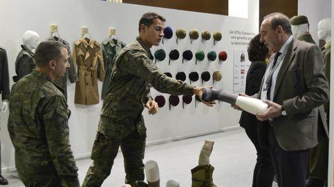 Las armas de la feria militar y de seguridad
