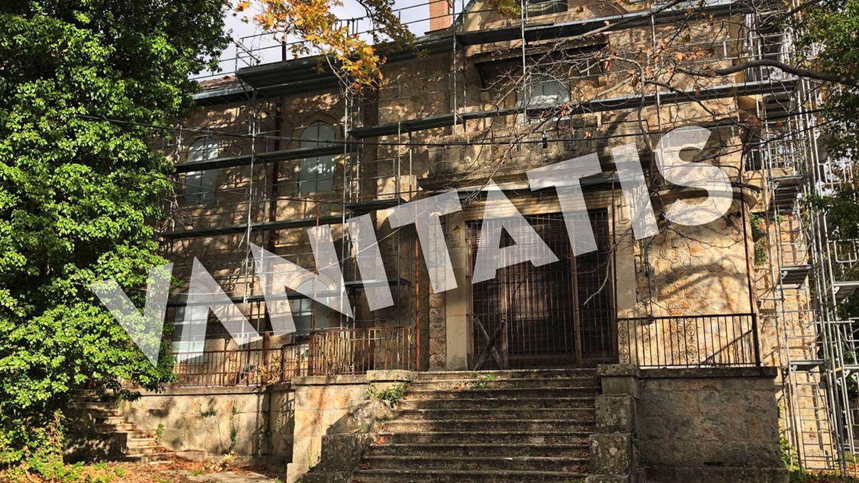 La casa del guardabosque. (Vanitatis / Ministerio de Cultura de Grecia)
