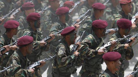 El ejército de Venezuela saca músculo
