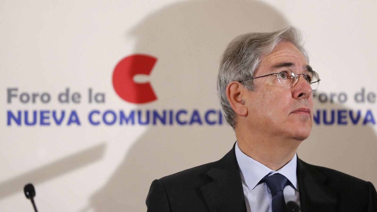Foto: El presidente de Unidad Editorial, Antonio Fernández-Galiano. (EFE)