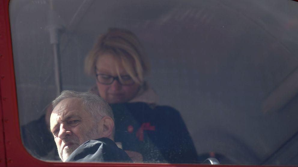 Corbyn no es Pablo Iglesias: se estrella en las elecciones locales