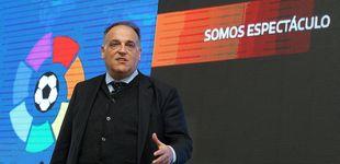 Post de Tebas, investigado por Hacienda en un posible fraude de cinco millones de euros