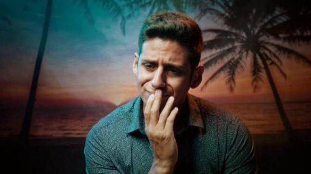 Lo que no se vio del brote de Christofer,  destrozado en 'La isla de las tentaciones'