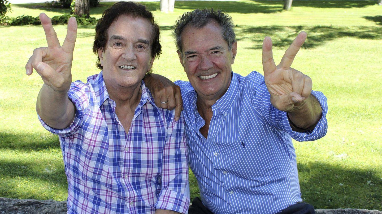 Ramón Arcusa y Manuel de la Calva, en 2014. (EFE)