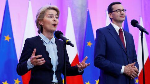 Bruselas pide a la justicia europea multar a Polonia por dañar la independencia judicial