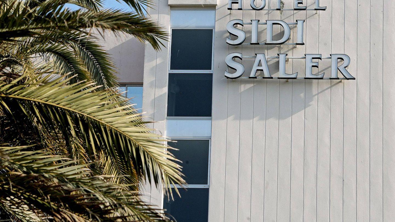 El hotel Sidi Saler de Valencia en 2011. (EFE)
