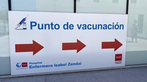Jóvenes vacunados en el Zendal: Esta es la verdadera ola de la juventud