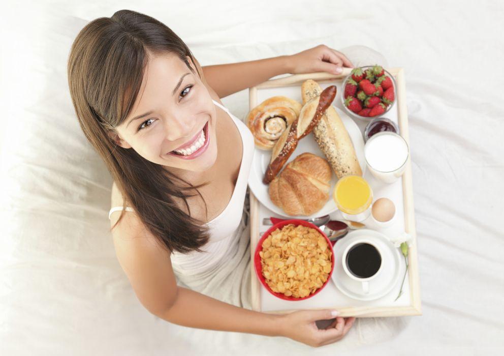 Foto: El desayuno es saludable, pero no parece que ayude a adelgazar. (iStock)