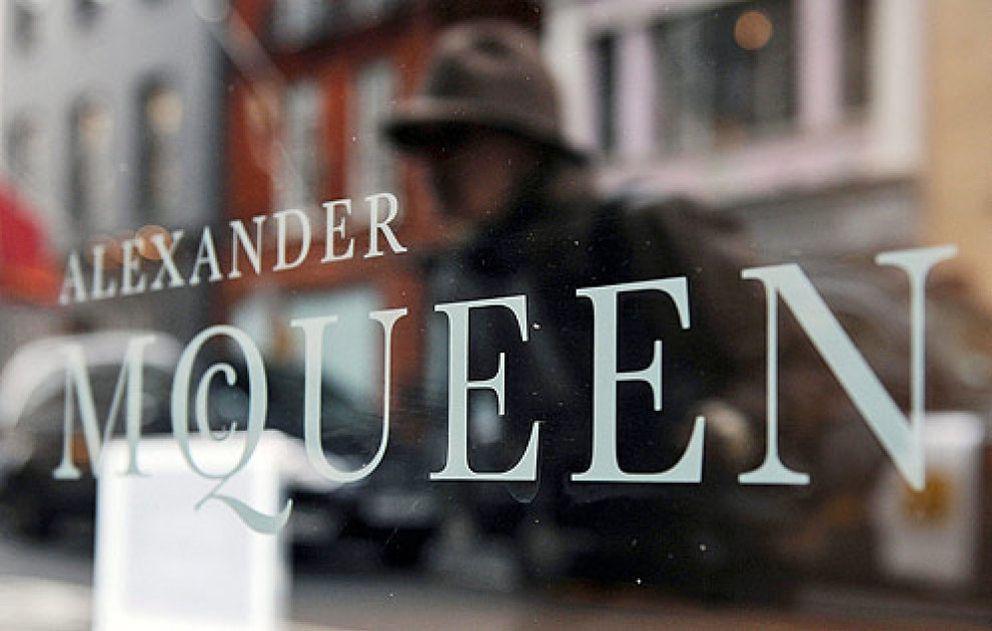 Foto: Sarah Burton, directora creativa de la firma Alexander McQueen