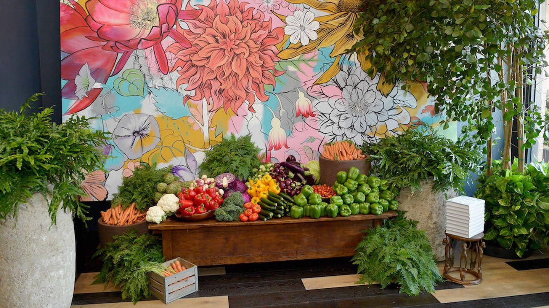 Los vegetales son muy utilizados en las dietas detox (Getty)