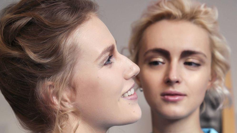 Foto: Una piel perfecta puede ser una tez bien maquillada. (Imaxtree)