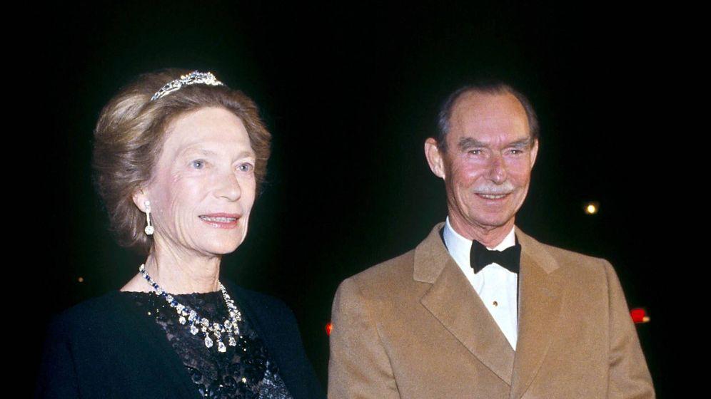 Foto: Juan y Josefina Carlota de Luxemburgo. (Cordon Press)